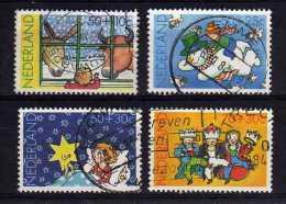 Netherlands - 1983 - Child Welfare/Christmas - Used - 1980-... (Beatrix)