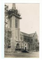 SANNOIS - VAL D´OISE - SOUVENIR DE LA BENEDICTION DE L'EGLISE LE 13 JANVIER 1935 - VOIR SCAN VERSO - Sannois