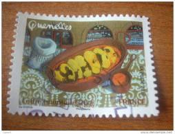 TIMBRE OBLITERE  ROND  YVERT N°431 - Adhésifs (autocollants)