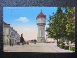 AK WIENER NEUSTADT Wasserturm  Ca.1910   //  D*9874 - Wiener Neustadt