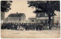 La Cavalerie - Concert Militaire - Place De La Mairie - La Cavalerie