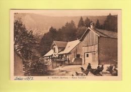 * CPA..( Dépt 67 )..NIDECK  :  Maison Forestière   - Voir Les 2 Scans - - Other Municipalities