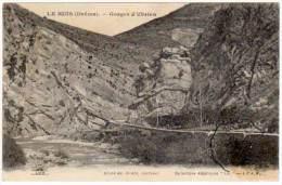 Le Buis, Gorges D'Ubrieu - Buis-les-Baronnies