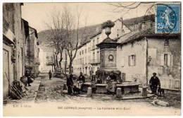 Cornus - La Fontaine Et Le Quai (asi-12812) - France