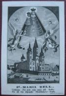 Wallfahrtsort: Maria Zell - Andachtsbilder
