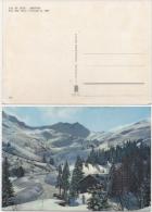 Cart784 Pistoia Val Di Luce, Monte Abetone Stazione Climatica Estiva Sciistica Invernale Sci Ski Panorama Innevato - Pistoia
