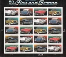 U.S.A. 2008 SELF-ADHESIVES  WAGEN AUTOMOBILES CARS VOITURES AUTOMOBILI  MNH ** NEUFS GOMMA INTEGRA CAR - Autos