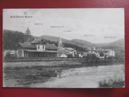 AK BAD DORNA WATRA Bahnhof Feldpost 1915 //  D*9929 - Rumänien