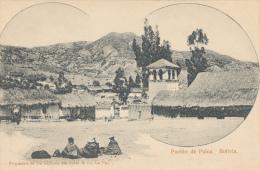 Bolivia, Pueblo Palca - Bolivia