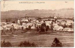 Saint-Maurice - Vue Générale - Autres Communes