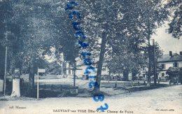 87 - SAUVIAT SUR VIGE - CHAMP DE FOIRE - COLLECTION MARQUET - France