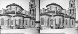 PN 0271 - HAUTE VIENNE - SAINT LEONARD - L' Eglise - Plaques De Verre