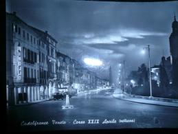 Castelfranco Veneto Corso XXIX Aprile  Usata 18.1.60 - Padova