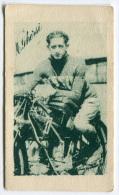 FIGURINA M. GHERSI MOTOCICLISMO SPORT - Sport