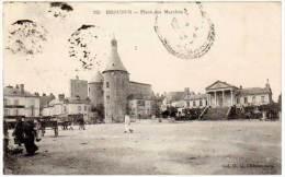 Issoudun - Place Des Marchés - Issoudun
