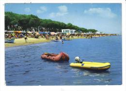 136/600 - TERAMO, La Spiaggia . Viaggiata Nel 1969 . - Teramo
