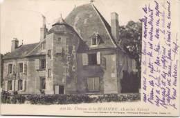 SÉMELAY - Le Château De La Bussière - France