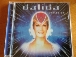 "DALIDA ""revolution"" CD RUSSIAN  Press!!! - Hard Rock & Metal"