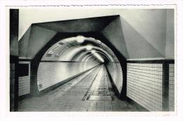 I1046 Antwerpen Anvers - Tunnel Voor Voetgangers Onder De Schelde - Tunnel Pour Pietons Sous L´Escaut / Non Viaggiata - Antwerpen