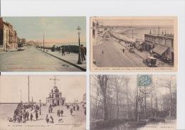 13 /  12 / 210  -- Lot   DE  8  CPA  &  CPSM  DU  HAVRE  - Toutes Scanées - Cartoline