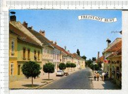 RUST  -  BURGENLAND  - Storchenstadt Am Neusiedlersee -  FREISTADT  RUST - Véhicule Ancien - Autriche