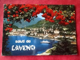 Italia Saluti Da Laveno. Lago Maggiore -> Belgio 1970 - Andere Steden