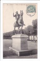 25- DINAN - Statue De Duguesclin - Dinan