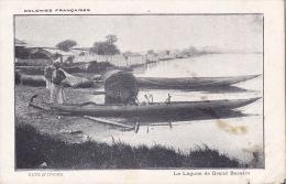 CPA - Lagune De Grand Bassam - Cote D'ivoire - Côte-d'Ivoire