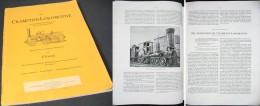 Die Crampton-Lokomotive (en Langue Allemande)/ F. Gaiser / Verlag Reinhold Rudolph Leipzig - Transport