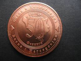 Coin 50 Feninga Bosnia And Hercegovina 2007 - Bosnia And Herzegovina