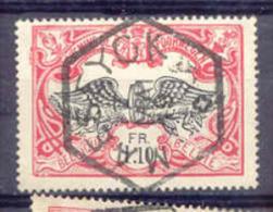 A246 -België  Spoorweg Chemin De Fer  Met Stempel MAESEYCK  6 Hoek  2X - 1895-1913