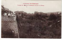 Cpa    Liverdun  Pittoresque - Liverdun