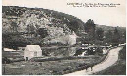CPA29* LANDIVISIAU * Carriere Des Prisionniers Allemands Ferme Et Vallée De L'elorn Pont Pinvidic - Landivisiau