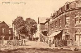 OTTIGNIES (Belgique) Passage à Niveau - Ottignies-Louvain-la-Neuve