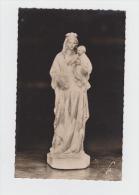 21 - JOURS EN VAUX - NOTRE DAME DE ROUVRAY - Vierge Enfant Statue - VR Pouilly En Auxois - France