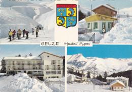 CEUZE HOTEL GAILLARD MULTIVUES (DIL204) - Autres Communes