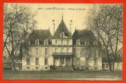 CPA 33 LANGON Gironde - Château De RESPIDE - Langon