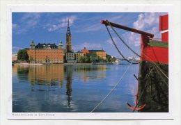 SWEDEN - AK 180871 Stockholm - Riddarholmen - Suède