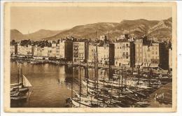 83 - TOULON (Var) - Vue Panoramique Sur Le Port - Edition Yvon N° 344 LA DOUCE FRANCE - Toulon