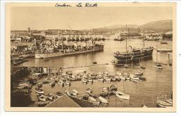 83 - TOULON (Var) - La Rade - Edition Yvon N° 501 Collection Côte D´Azur - 1936 - Toulon