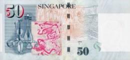 SINGAPORE P. 49d 50 D 2012 UNC - Singapore