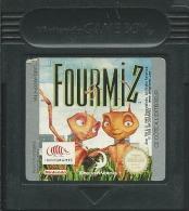 - JEU GAME BOY COLOR FOURMIZ (GAME BOY COLOR, GBA) - Nintendo Game Boy