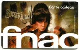 @+ Carte Cadeau - Gift Card : FNAC - Sucker Punch : Blondie (C) - France