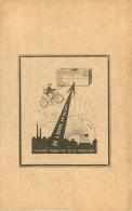 PUBLICITE FABRIQUES U.F.A.H. HORLOGERIE PARISSE A CHARLEVILLE  VOIR LES 2 SCANS - Pubblicitari