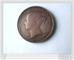 1 PENNY - VICTORIA -1853 - 1816-1901 : Frappes XIX° S.
