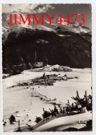 CPM Dentellées N°8761 - AUSSOIS 73 Savoie -  Pistes Du Téléski De La Charrière Panorama Sur Longe Côte - Edit.  EDY - Autres Communes