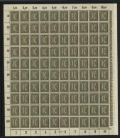 D.R.Bogen,Nr.159,Pl.4,links Dgz,xx (M2) - Deutschland