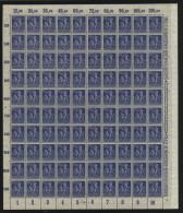 D.R.Bogen,Nr.168 DZ L,Feld 100,xx (M2) - Deutschland
