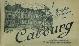 14 CABOURGCarnet De 12 Cartes - Cabourg