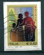 Italie 2005 - YT 2811 (o) Sur Fragment - 2001-10: Usati